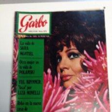 Coleccionismo de Revista Garbo: REVISTA GARBO ,Nº 879-7 DE ENERO DE 1970 SARA MONTIEL (Z). Lote 95738295
