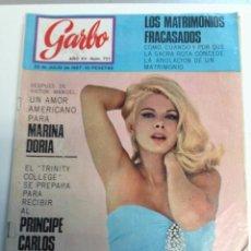 Coleccionismo de Revista Garbo: REVISTA GARBO Nº 751 -29 JULIO 1967 (Z). Lote 95770599