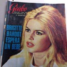 Coleccionismo de Revista Garbo: REVISTA GARBO Nº 705-- 10 SEPTIEMBRE 1966 BRIGITTE BARDOT (Z). Lote 95772007