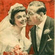 Coleccionismo de Revista Garbo: GARBO Nº 66 JUNIO DE 1954. Lote 97656011