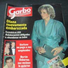 Coleccionismo de Revista Garbo: GARBO 5/85 UN DOS TRES BERTIN OSBORNE MAYRA PRINCE BIBI ANDERSEN VICTORIA VERA MARI TRINI CARLOS TE . Lote 98239359