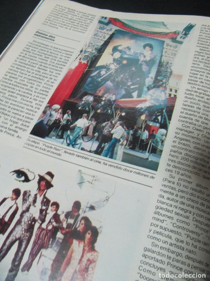 Coleccionismo de Revista Garbo: GARBO 5/85 UN DOS TRES BERTIN OSBORNE MAYRA PRINCE BIBI ANDERSEN VICTORIA VERA MARI TRINI SERIE V - Foto 7 - 98239359