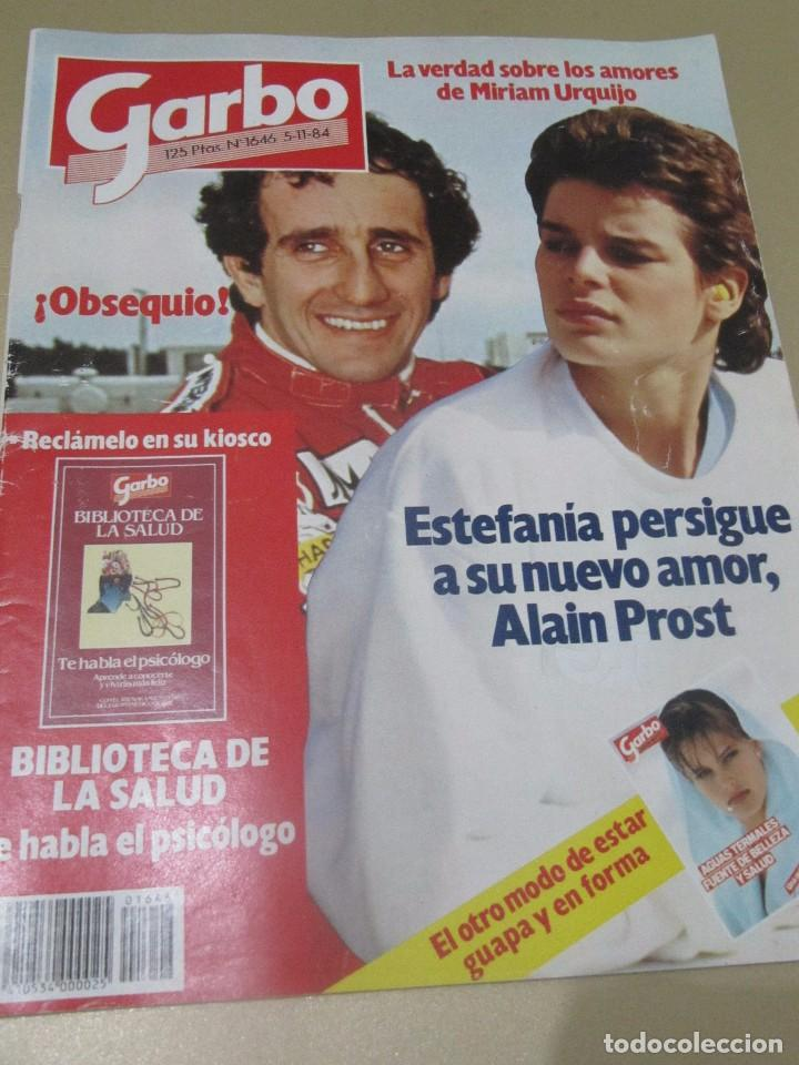 GARBO 12/84 LIZA MINELLI ABBA CORDOBES BROOKE SHIELDS ESTEFANIA DE MONACO TRUFFAUT HEPBURN (Coleccionismo - Revistas y Periódicos Modernos (a partir de 1.940) - Revista Garbo)