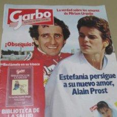 Coleccionismo de Revista Garbo: GARBO 12/84 LIZA MINELLI ABBA CORDOBES BROOKE SHIELDS ESTEFANIA DE MONACO TRUFFAUT HEPBURN. Lote 98908507