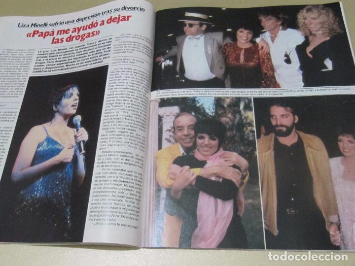 Coleccionismo de Revista Garbo: GARBO 12/84 LIZA MINELLI ABBA CORDOBES BROOKE SHIELDS ESTEFANIA DE MONACO TRUFFAUT HEPBURN - Foto 2 - 98908507