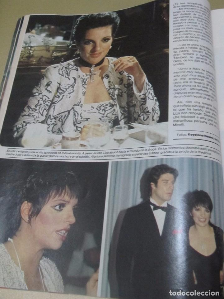 Coleccionismo de Revista Garbo: GARBO 12/84 LIZA MINELLI ABBA CORDOBES BROOKE SHIELDS ESTEFANIA DE MONACO TRUFFAUT HEPBURN - Foto 3 - 98908507