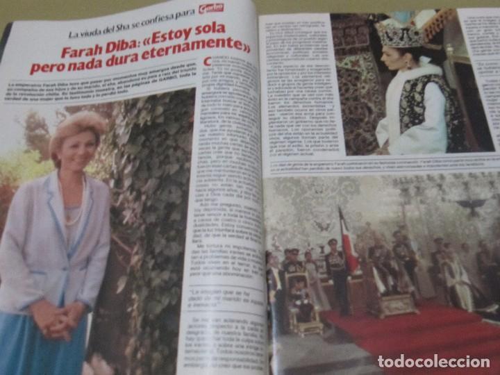 Coleccionismo de Revista Garbo: GARBO 12/84 LIZA MINELLI ABBA CORDOBES BROOKE SHIELDS ESTEFANIA DE MONACO TRUFFAUT HEPBURN - Foto 4 - 98908507