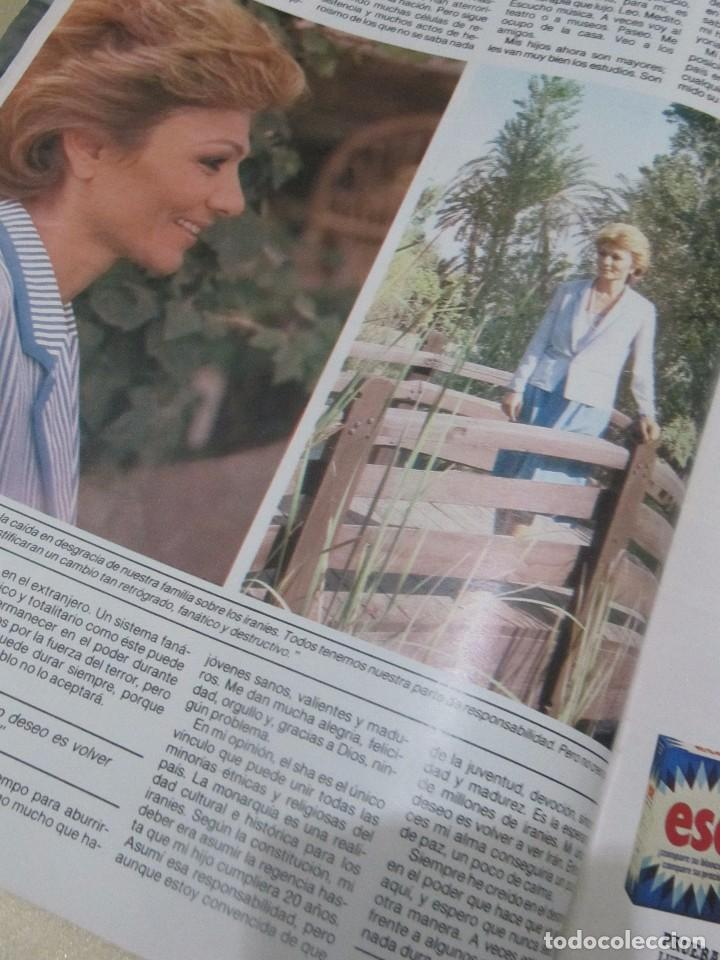 Coleccionismo de Revista Garbo: GARBO 12/84 LIZA MINELLI ABBA CORDOBES BROOKE SHIELDS ESTEFANIA DE MONACO TRUFFAUT HEPBURN - Foto 5 - 98908507