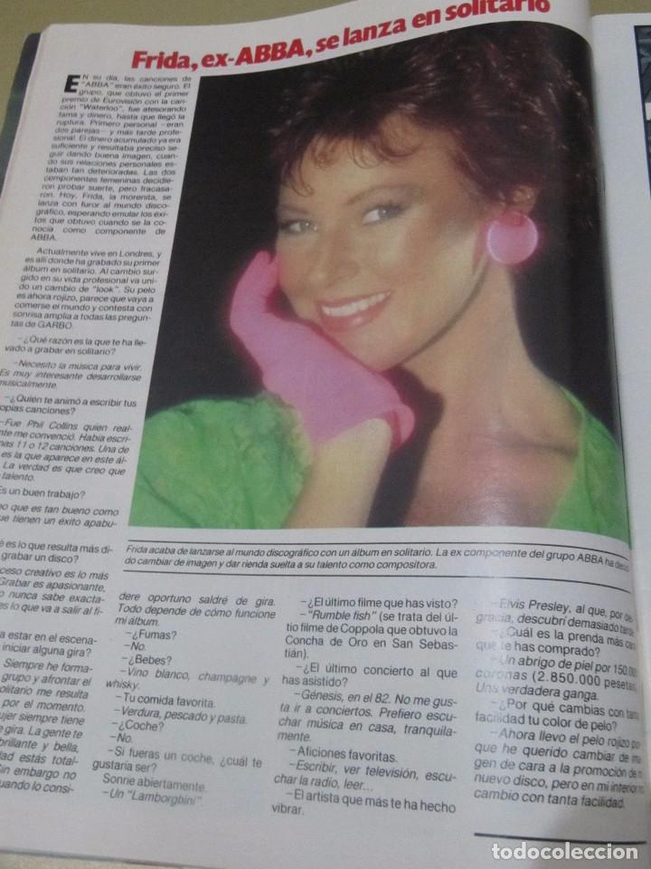 Coleccionismo de Revista Garbo: GARBO 12/84 LIZA MINELLI ABBA CORDOBES BROOKE SHIELDS ESTEFANIA DE MONACO TRUFFAUT HEPBURN - Foto 6 - 98908507