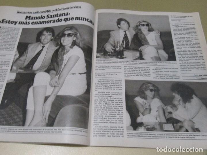 Coleccionismo de Revista Garbo: GARBO 12/84 LIZA MINELLI ABBA CORDOBES BROOKE SHIELDS ESTEFANIA DE MONACO TRUFFAUT HEPBURN - Foto 9 - 98908507