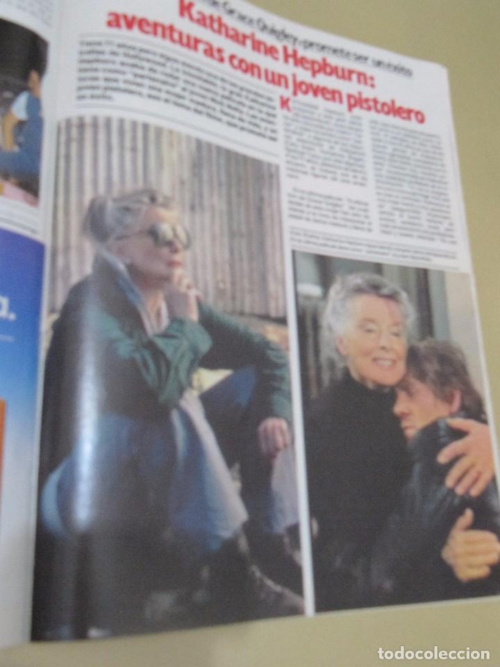 Coleccionismo de Revista Garbo: GARBO 12/84 LIZA MINELLI ABBA CORDOBES BROOKE SHIELDS ESTEFANIA DE MONACO TRUFFAUT HEPBURN - Foto 13 - 98908507