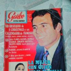 Coleccionismo de Revista Garbo: GARBO Nº 927 9 DICIEMBRE 1970 EXTRA NAVIDAD PERTEGAZ VISTE A MARISOL- SYLVIE VARTAN-JULIO IGLESIAS. Lote 99827015