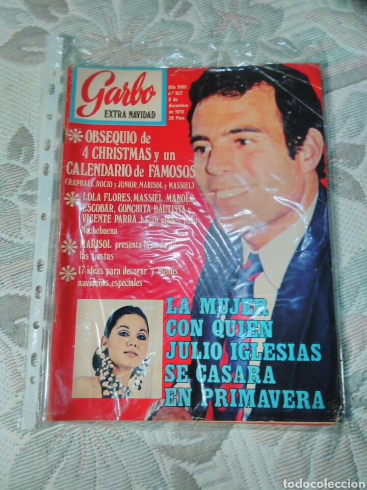 Coleccionismo de Revista Garbo: GARBO Nº 927 9 DICIEMBRE 1970 EXTRA NAVIDAD PERTEGAZ VISTE A MARISOL- SYLVIE VARTAN-JULIO IGLESIAS - Foto 4 - 99827015