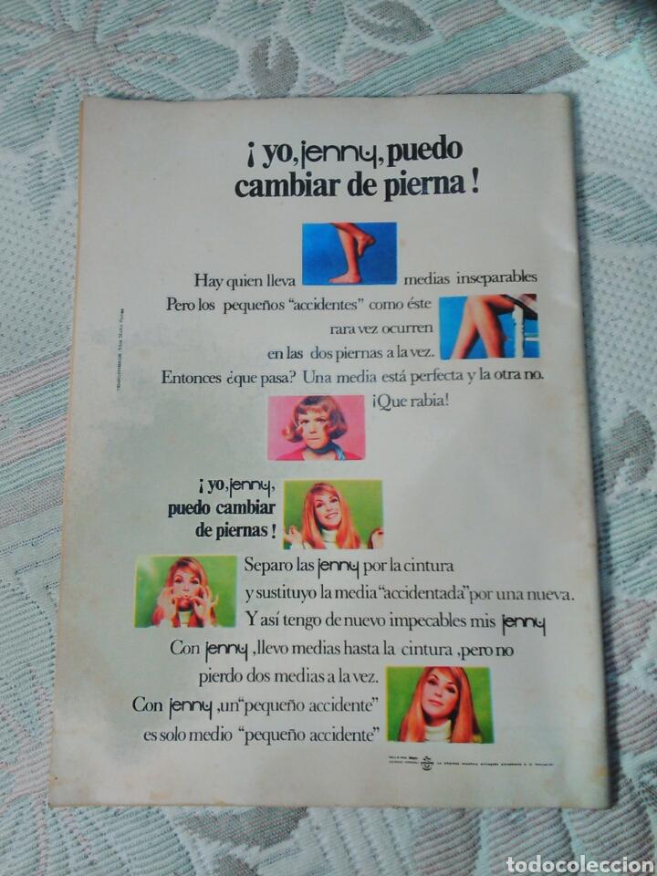 Coleccionismo de Revista Garbo: GARBO Nº 892 - SARA MONTIEL REVISTA ESPAÑOLA GARBO ABRIL 1970 - JUNIOR - EL PAPA - Foto 2 - 99827451