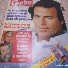Coleccionismo de Revista Garbo: GARBO - 27 -12 -1982 - SARA MONTIEL 3F -2P. Lote 100985327