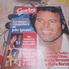 Coleccionismo de Revista Garbo: GARBO - 2 -3 -1982 - ANA OBREGON 2F -2P. Lote 100986615