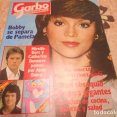 Coleccionismo de Revista Garbo: GARBO - 9 -3 -1982 - FARRAH FAWCETT 5F -3P. Lote 100987491