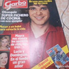 Coleccionismo de Revista Garbo: GARBO - 16 -5 -1983 - CHERYL LADD - 2F -2P - UN,DOS,TRES 3F -2P. Lote 100987911