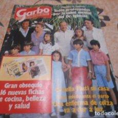 Coleccionismo de Revista Garbo: GARBO - 2 -2 -1982 - CHERYL LADD 4F -2P - ROCIO DURCAL 5F -3P. Lote 100988531