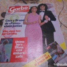 Coleccionismo de Revista Garbo: GARBO - 11 -4 -1983 - SUSANA ESTRADA 2F -MEDIA PAG. Lote 100992323