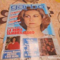Coleccionismo de Revista Garbo: GARBO - 19 -5 -1981 - ISABEL PANTOJA 2F -2P. Lote 100992947