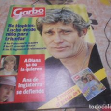Coleccionismo de Revista Garbo: GARBO - 6 -12 -1982 - RAFFAELLA CARRA 2F -1P. Lote 100995063