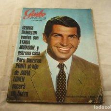 Coleccionismo de Revista Garbo - GARBO 723 1967 GEORGE HAMILTON, RUBY, BRIGITTE BARDOT, SUZANNE GABRIELLEO, MATHALIE WOOD, SORAYA - 101528031