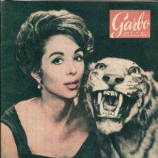 Coleccionismo de Revista Garbo: GARBO Nº 462 ORIGINAL - 20 ENERO 1962 - FARAH DIBA, CHARLES BOYER, OLGA DETERDING, VICTOR MANUEL. Lote 103863911