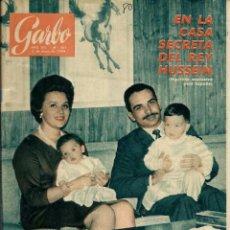 Coleccionismo de Revista Garbo: GARBO Nº 581 ORIGINAL - 2 MAYO 1964 - HUSSEIN, DOCTOR WARD, LIZ TAYLOR, . Lote 103866039
