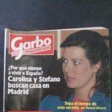 Coleccionismo de Revista Garbo: GARBO-1984-ESTEFANIA-ISABEL PREYSLER-BROOKE SHIELDS-ANA OBREGON-MANUEL TOHARIA-FAMA-LEROY. Lote 104668719