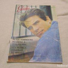 Coleccionismo de Revista Garbo: REVISTA GARBO 7 MAYO 1966 NUM 687 WARREN BEATY, LA CHUNGA, ISABEL DE INGLATERRA, SEAT 850. Lote 105117347