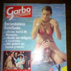Coleccionismo de Revista Garbo: REVISTA GARBO, ESCANDALOSA ESTEFANÍA, SEPTIEMBRE 1982, NUMERO 1534. Lote 105383912