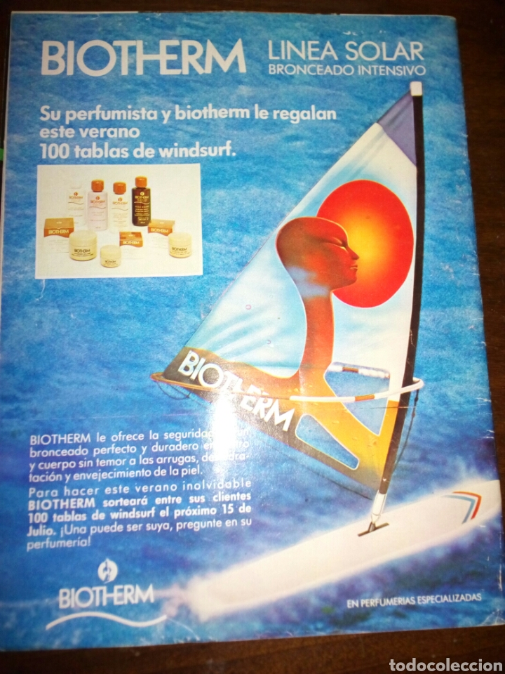 Coleccionismo de Revista Garbo: Revista Garbo, Julio Iglesias e Isabel, julio 1983, numero 1577 - Foto 2 - 105385567