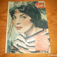Coleccionismo de Revista Garbo: REVISTA GARBO Nº 314, 21 MARZO 1959. JACQUES HEIM, IDILIO SONALI-ROSSELLINI. PORTADA JEAN COLLIN. Lote 106905859