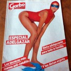 Coleccionismo de Revista Garbo: GARBO - ESPECIAL BELLEZA - ESPECIAL ADELGAZAR. Lote 110570499