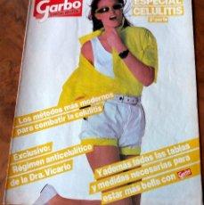 Coleccionismo de Revista Garbo: GARBO - ESPECIAL BELLEZA - ESPECIAL CELULITIS 2ª PARTE. Lote 110570807