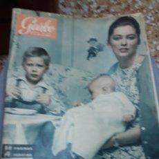 Coleccionismo de Revista Garbo: REVISTA 4/964 GARBO PAOLA DE BELGICA,PIO XII,LA ESPAÑA EN PAZ,ELSHA,LIZ TAYLOR,MARILYN,. Lote 112202120