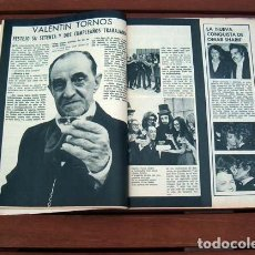 Coleccionismo de Revista Garbo: REVISTA GARBO / MARIA CALLAS, UN DOS TRES, MARIBEL MARTIN, ROMINA POWER, GINGER ROGERS. Lote 112987259