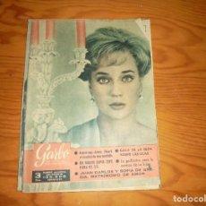 Coleccionismo de Revista Garbo: REVISTA GARBO Nº 448, OCTUBRE 1961. FRANCISCO FRANCO 25 AÑOS DE CAUDILLAJE ; GOYA. Lote 113144147