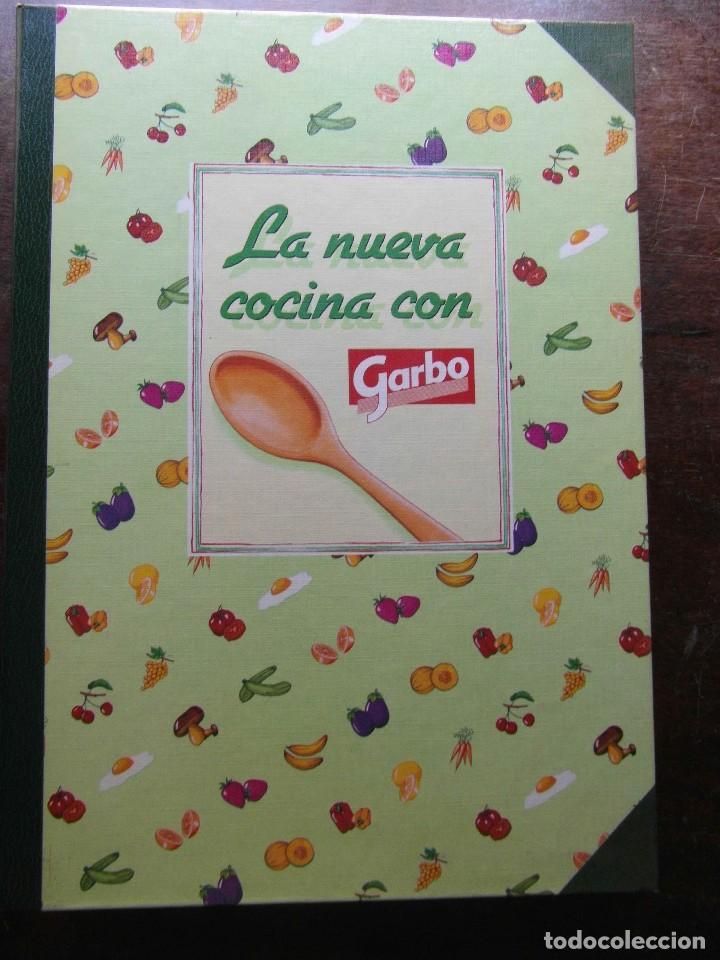 LA NUEVA COCINA CON GARBO (Coleccionismo - Revistas y Periódicos Modernos (a partir de 1.940) - Revista Garbo)