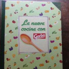 Coleccionismo de Revista Garbo: LA NUEVA COCINA CON GARBO. Lote 113333823
