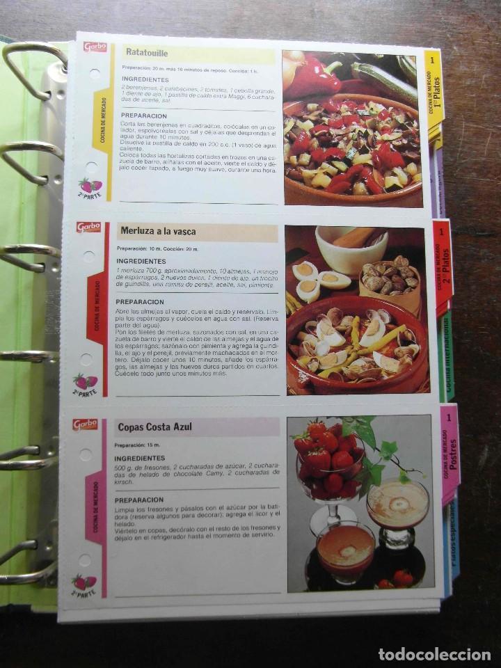 Coleccionismo de Revista Garbo: La nueva cocina con Garbo - Foto 2 - 113333823