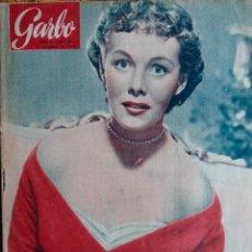 Coleccionismo de Revista Garbo: GARBO. Nº 39. 1953. REVISTA. Lote 114322263