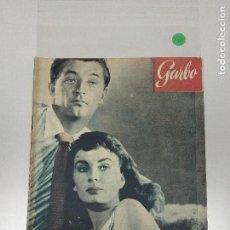 Coleccionismo de Revista Garbo: 1018- REVISTA GARBO 1 AGOSTO 1953 Nº21 PORTADA ROBERT MITCHUM Y JEAN SIMMONS (8). Lote 114824119