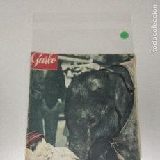 Colecionismo da Revista Garbo: 1018- REVISTA GARBO 9 MAYO 1953 Nº9 AÑO I PORTADA IAN FULHAM (2). Lote 114829395