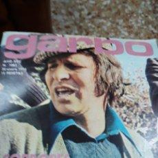 Coleccionismo de Revista Garbo: REV.1/1974 EL CORDOBÈS-BOB HOPE LIZA MINELLI,M.SUMMERS,LLUIS LLACH,ORNELLA MUTI,. Lote 114953576