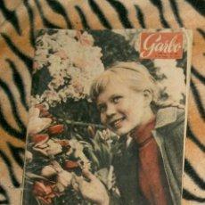 Coleccionismo de Revista Garbo: REVISTA GARBO Nº 60 8 MAYO 1954. Lote 115580511