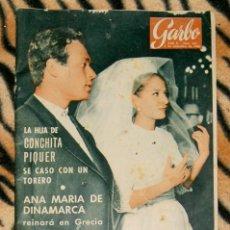 Coleccionismo de Revista Garbo: REVISTA GARBO Nº 503 5 NOVIEMBRE 1962. Lote 115580559