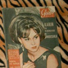 Coleccionismo de Revista Garbo: REVISTA GARBO Nº 516 2 FEBRERO 1963. Lote 115580587