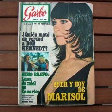 Coleccionismo de Revista Garbo: GARBO / MARISOL, JOHN LENNON, THE BEATLES, NINO BRAVO, MIGUEL RIOS, SYLVA KOSCINA, LA PANDILLA. Lote 116976347